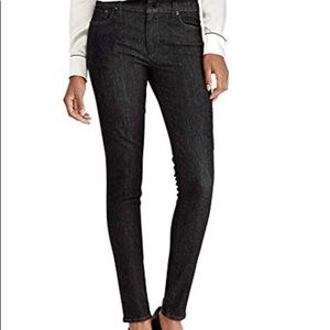 NWT Ralph Lauren Jeans, Embroidered Black